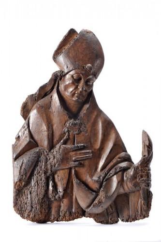 Religious Antiques  - Bishop (Flanders, ca 1600)