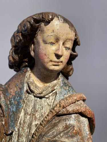 Sculpture  - Angel, Flanders 16th century
