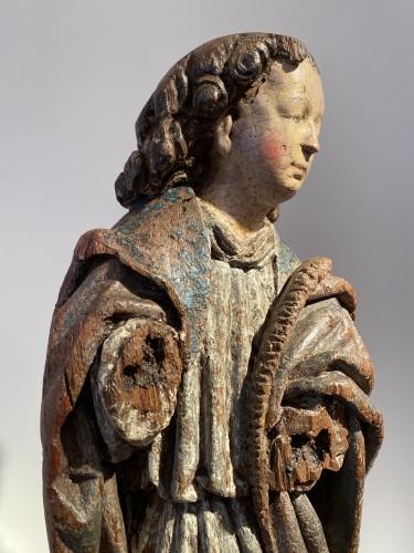 <= 16th century - Angel, Flanders 16th century