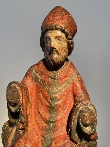 Bishop, France 14th century -