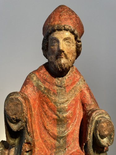 11th to 15th century - Bishop, France 14th century