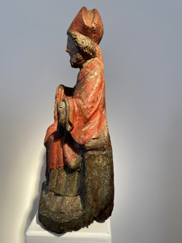 Middle age - Bishop, France 14th century