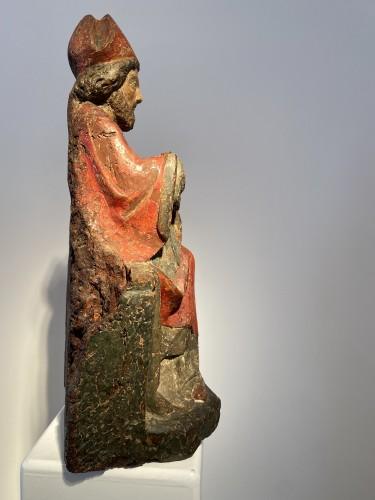 Antiquités - Bishop, France 14th century