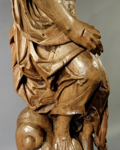<= 16th century - Ascension of Christ (Germany, ca 1600)