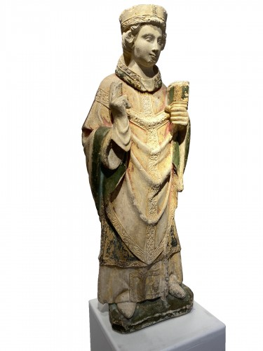 Young Bishop, France 15th century