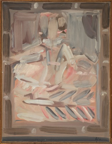 Infanta – Etude numéro 6 – Etude d'Infante d'après Vélasquez par Fermin Aguayo - Paintings & Drawings Style 50