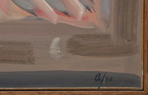 20th century - Infanta – Etude numéro 6 – Etude d'Infante d'après Vélasquez par Fermin Aguayo