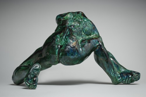 Iris Messenger of the Gods after Auguste Rodin (1840-1917) by Jean Mayodon -