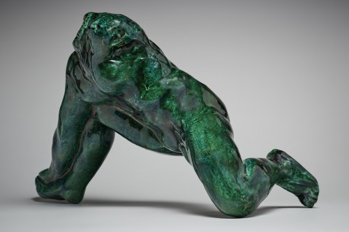 Iris Messenger of the Gods after Auguste Rodin (1840-1917) by Jean Mayodon - 50
