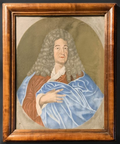 Paintings & Drawings  - A portrait of a gentleman, probably related to the East India Company