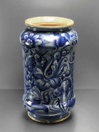 A maiolica Albarello - Venice, second third of the 16th century - Porcelain & Faience Style Renaissance