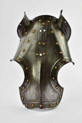 Collectibles  - A Short shaffron, called half-shaffron - Milan, circa 1570-1580
