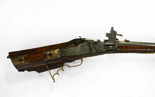 Wheellock rifle -Marcus Zelner - Collectibles Style