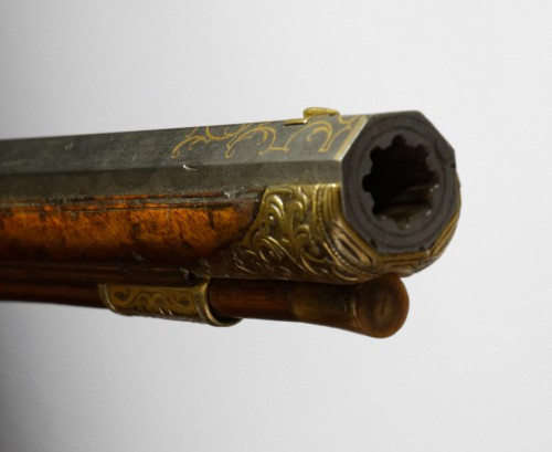 18th century - Wheellock rifle -Marcus Zelner