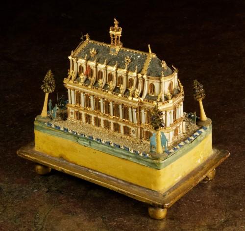 Curiosities  - Model of the Royal Chapel in Versailles