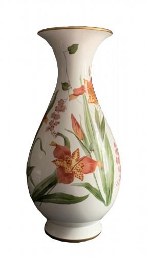 A large Sèvres porcelain vase (Vase Bertin)
