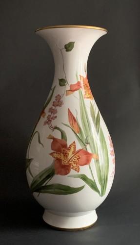 19th century - A large Sèvres porcelain vase (Vase Bertin)
