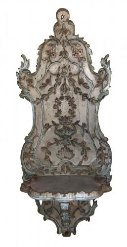 An Ottoman turban stand (kavukluk), late 18th century