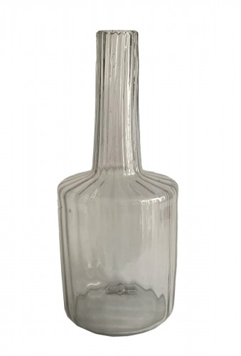 """A French 18th century glass bottle called """"Chardin"""""""