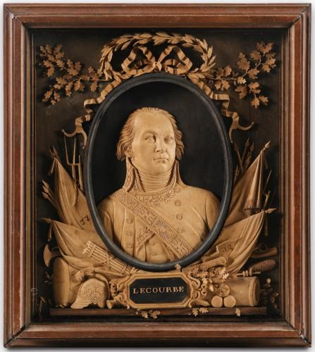 Portrait of the General Claude-Jacques Lecourbe - Bonzanigo