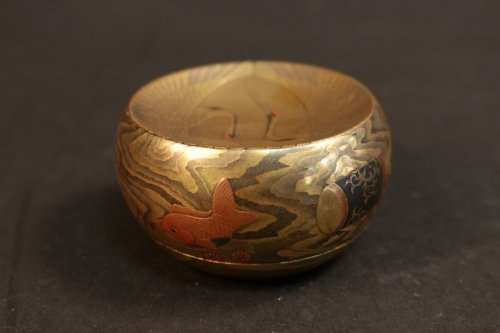Original Natsume (Tea Box) signed : Toyo - Asian Art & Antiques Style