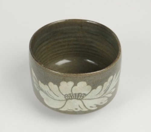 Chawan Stoneware Higo Province 18th century - Asian Art & Antiques Style
