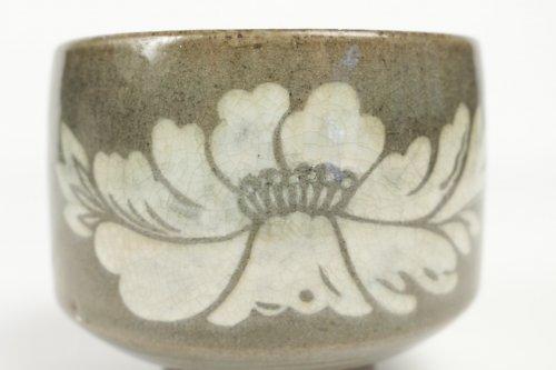 18th century - Chawan Stoneware Higo Province 18th century