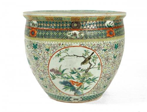 Porcelaine chinoise ancienne antiquit s anticstore for Vasque ancienne en porcelaine