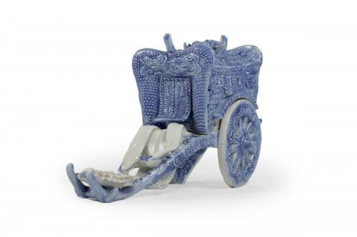Original Porcelain Carriage