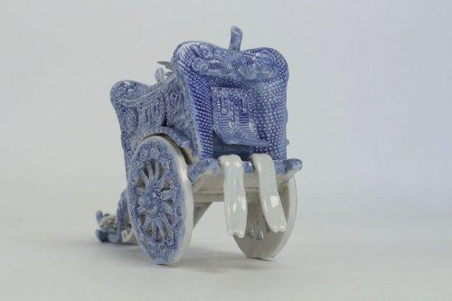 Original Porcelain Carriage -