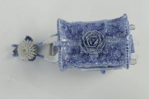 19th century - Original Porcelain Carriage