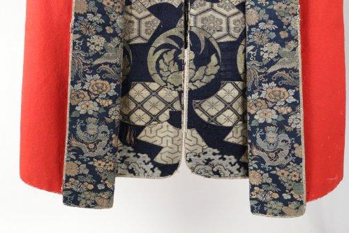 19th century - Samourai Jacket - Jinbaori - Ikeda Clan