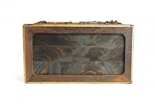 19th century - Rare Gold and Silver Jubako