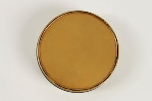 Gold Lacquer Incense Box -