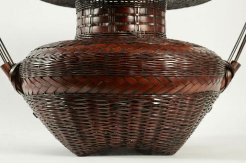Impressive Ikebana Basket Hana-Kago -