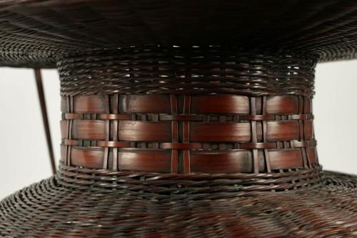 - Impressive Ikebana Basket Hana-Kago
