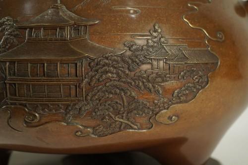 Antiquités - An Exceptional Kanaya Gorosaburo Brasero