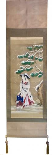 Painting by Morizumi Tsurana