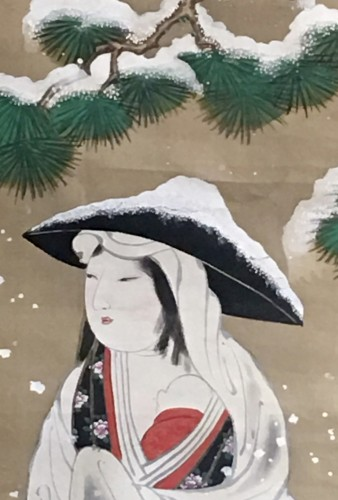 Painting by Morizumi Tsurana -