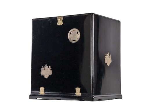 Small Chest with Imperial Coat of Arms