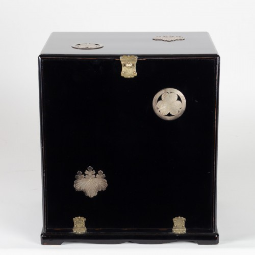 Small Chest with Imperial Coat of Arms -