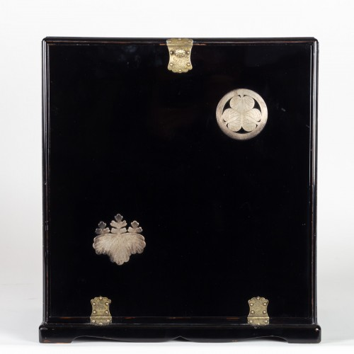 - Small Chest with Imperial Coat of Arms