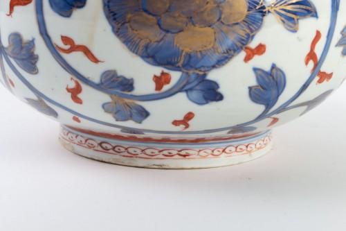 "Japanese Vase ""Apothecary Bottle"" in Porcelain Arita 18th century -"