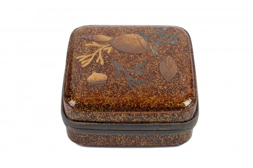 Kogo - Incense Lacquer Box