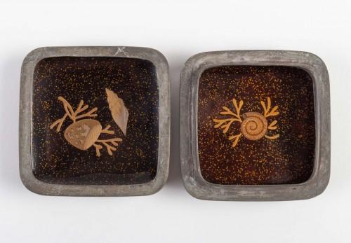 Asian Art & Antiques  - Kogo - Incense Lacquer Box