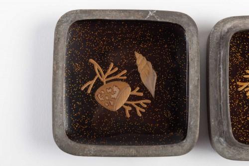 17th century - Kogo - Incense Lacquer Box