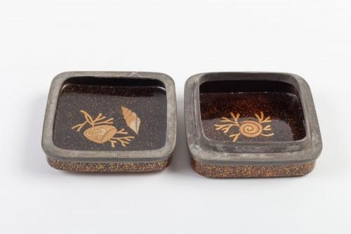 Kogo - Incense Lacquer Box -
