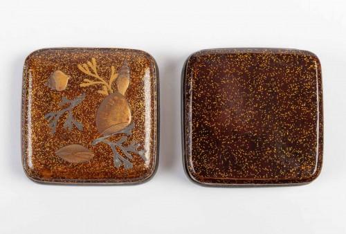 - Kogo - Incense Lacquer Box