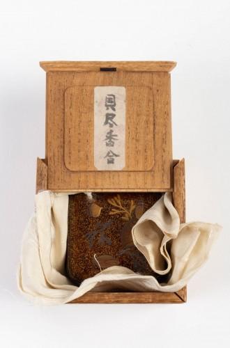 Antiquités - Kogo - Incense Lacquer Box