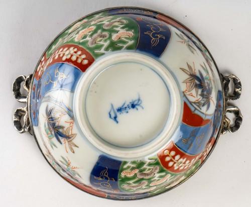 Antiquités -  Japanese Porcelain Bowl - Fukagawa Kilns